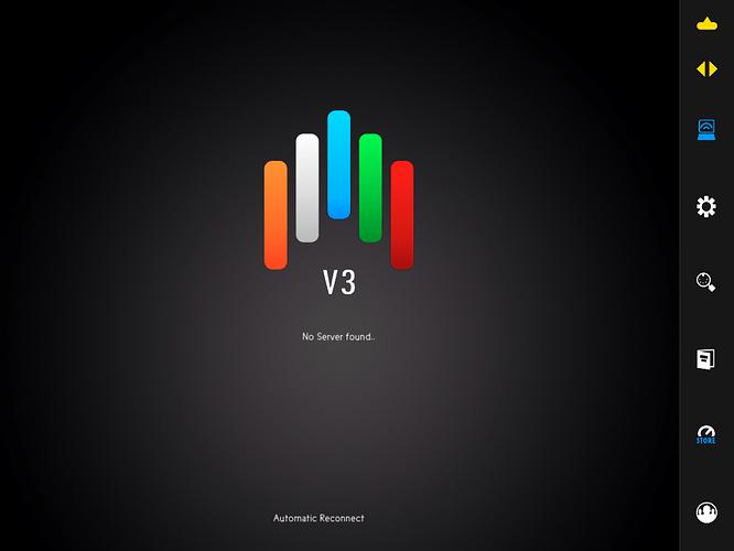 TOUCHABLE - iPad mini via WIFI